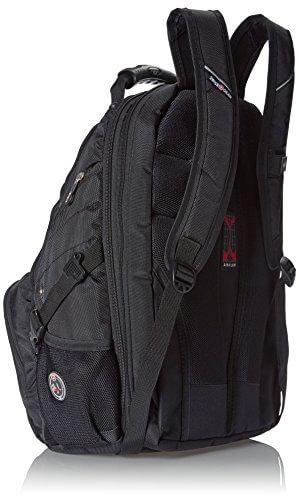 Swiss Gear Lightweight ScanSmart Laptop Backpack SA1923 - College ...