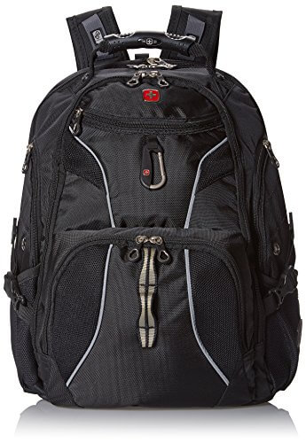 Swiss Gear Lightweight ScanSmart Laptop Backpack SA1923 - College ...