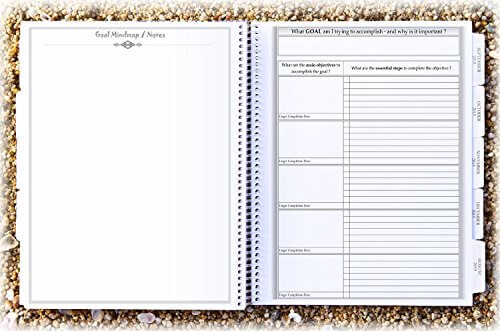 -2016-2017-Calendar-4-in-1-Daily-Weekly-Monthly-Yearly-Organizer ...
