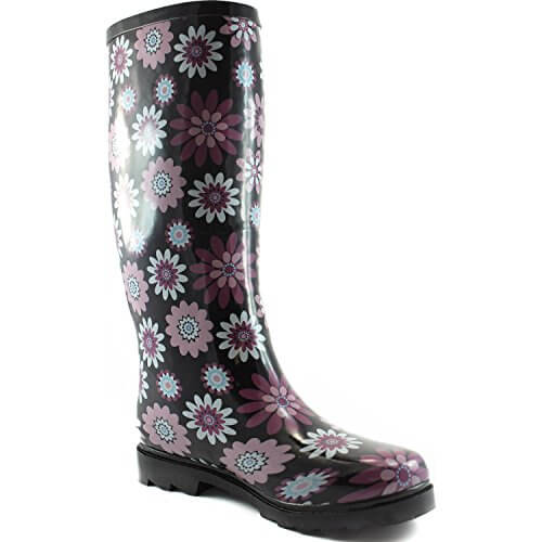s puddles and snow boot multi color mid calf