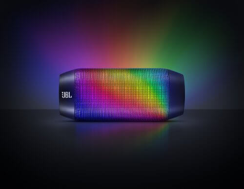 jbl pulse wireless bluetooth speaker with led lights and. Black Bedroom Furniture Sets. Home Design Ideas