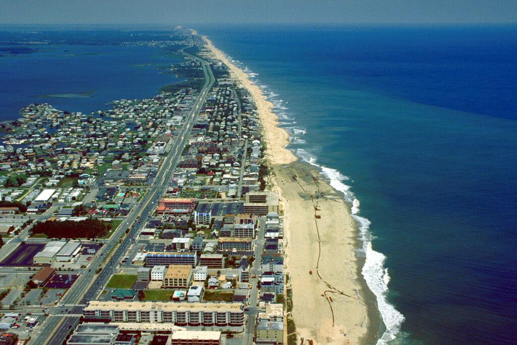Ocean City is a popular destination for young partygoers.