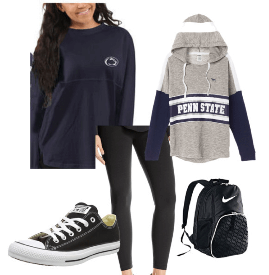 10 outfits to rock on the first day of school  college