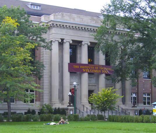 University Of Minnesota Morris Campus Tour