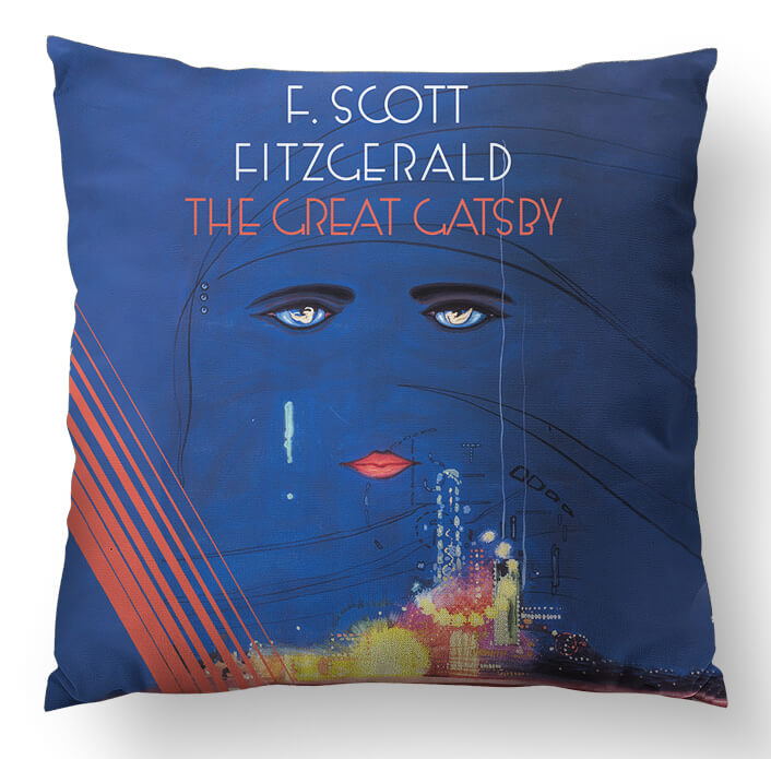 Great Gatsby Pillow Gifts for Parents