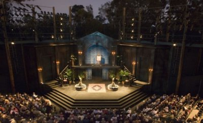 Theatre Experiences: The Old Globe
