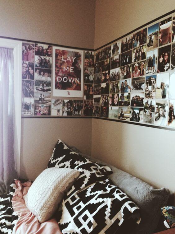 10 Ways To Make Your Dorm Room Pinterest Af College Magazine