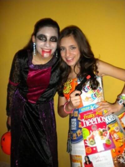 10 punny halloween costumes to make amelia bedelia proud college cereal killer rachel perez ccuart Gallery