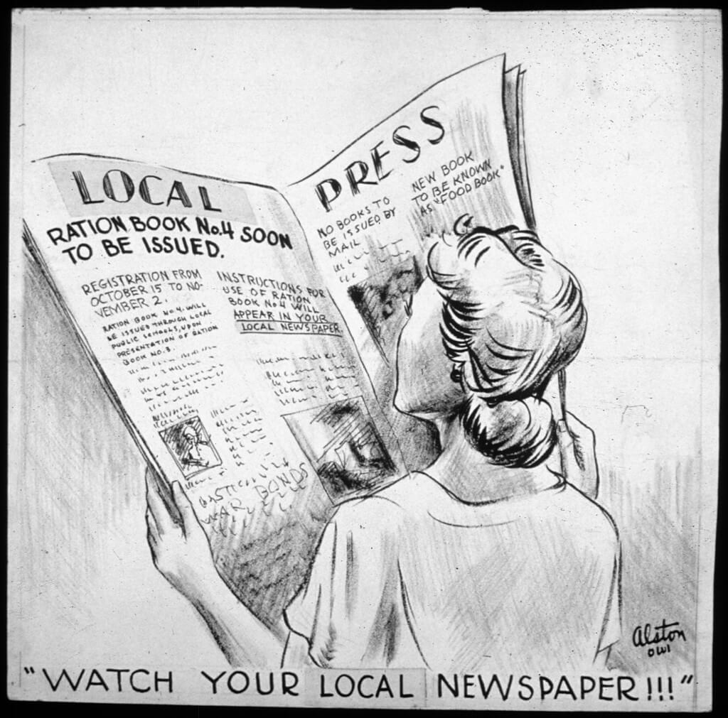 freelance local paper