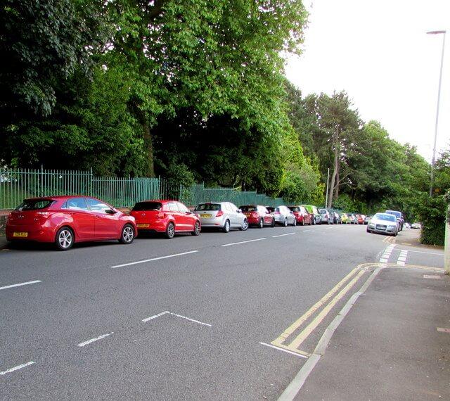 parking hacks at university of iowa