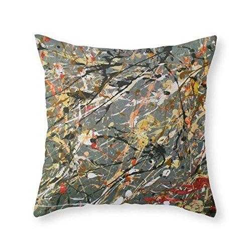 For The Friend Whose Room Looks Like A Jackson Pollock Painting