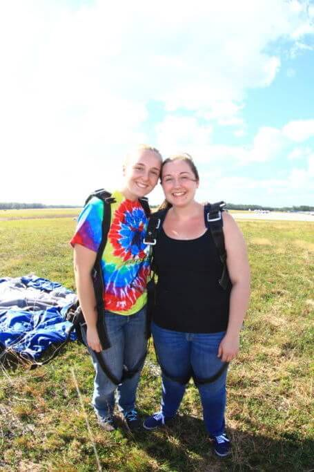 Photo courtesy of Skydive Palatka