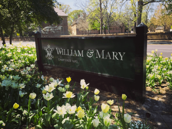William and Mary campus