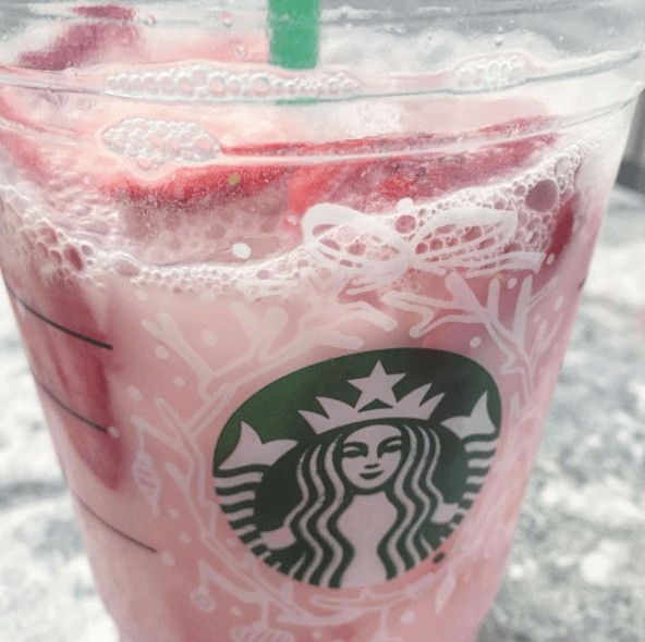 I need Strawberry Acai from Starbucks.