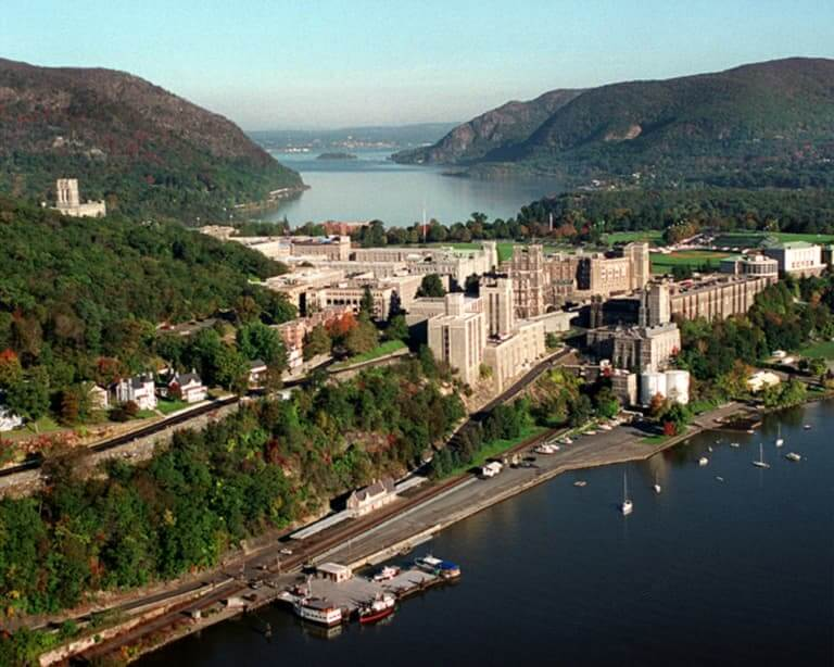 most beautiful campuses west point academy