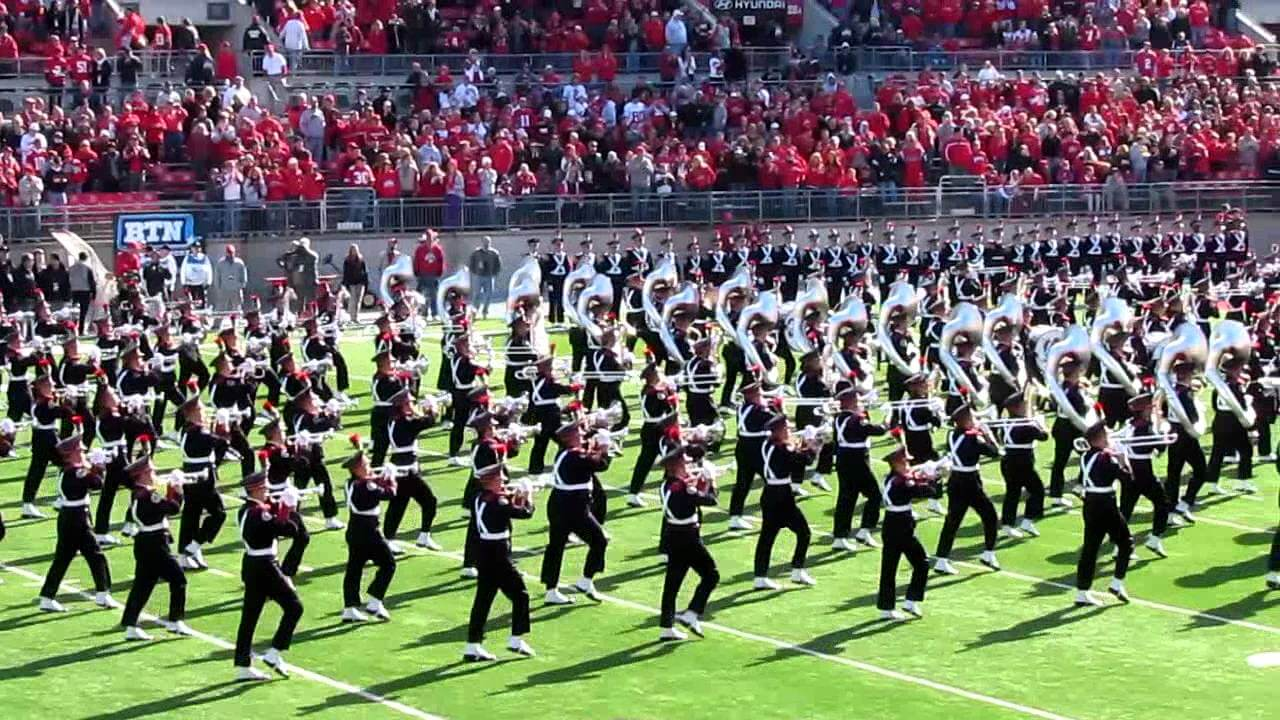 The 10 Best College Marching Bands - College Magazine