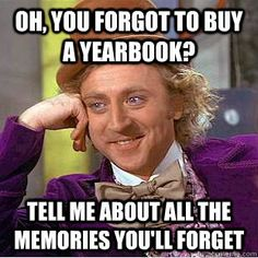 Walsworth Yearbook meme