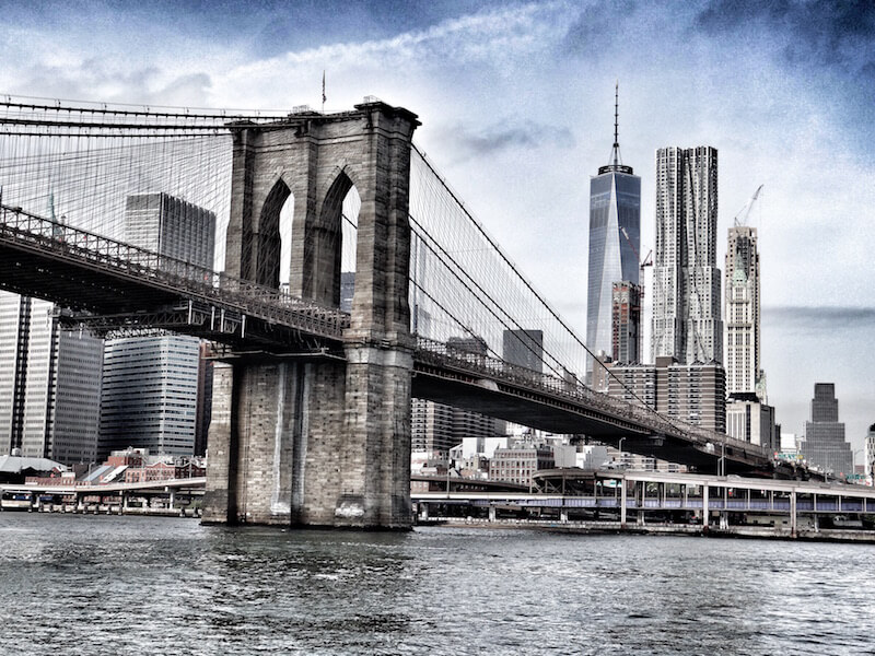 Walk the Brooklyn Bridge when you have 24 hours in NYC