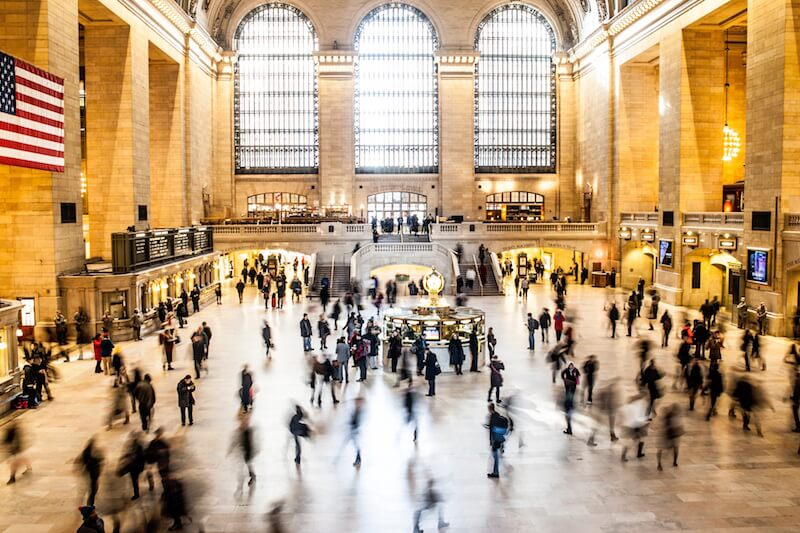 Central Station visit when you have 24 hours in New York City