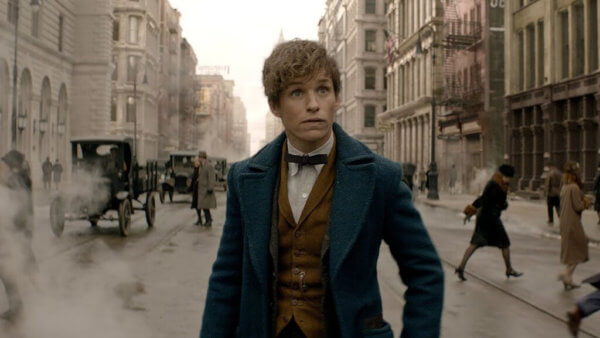 Fantastic Beasts expands Harry Potter universe in 2016.