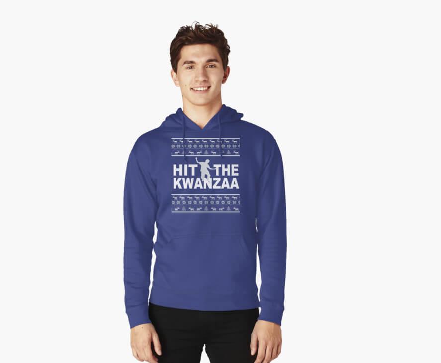 kwanzaa holiday sweater