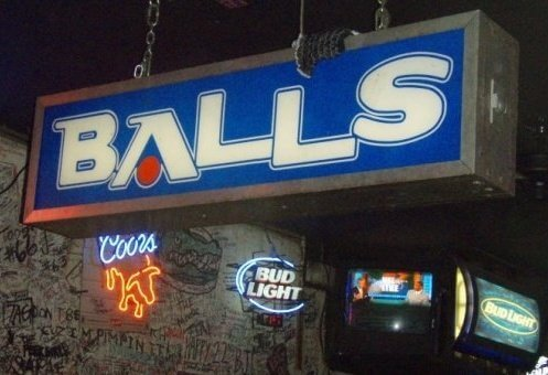 go to balls in midtown when you turn 21