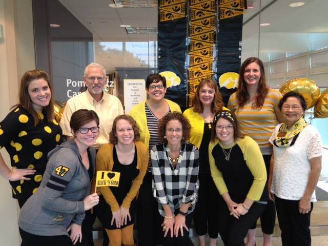 advising staff at iowa are career resources