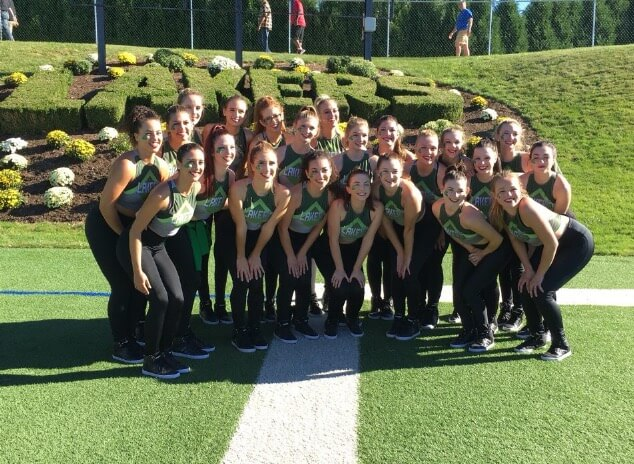 Mercyhurst University Dance Team