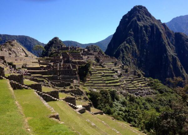 Machu Picchu, Peru contains multiple adventures