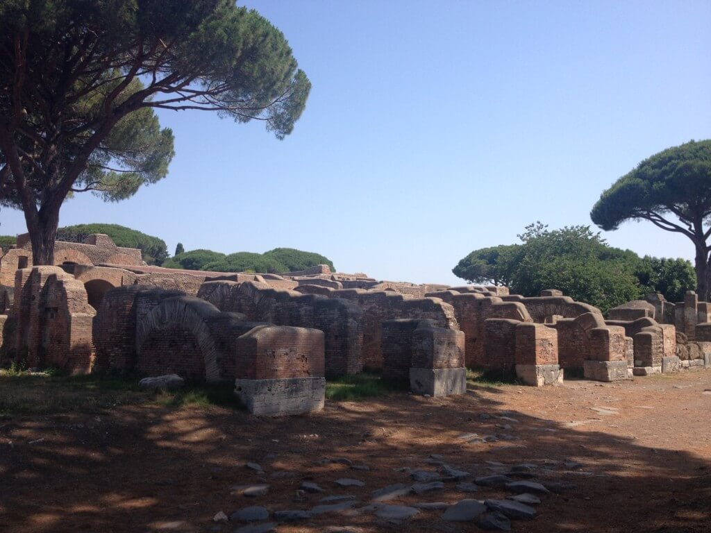 Ostia Antica, Italy, provides more adventures than the tourist traps.