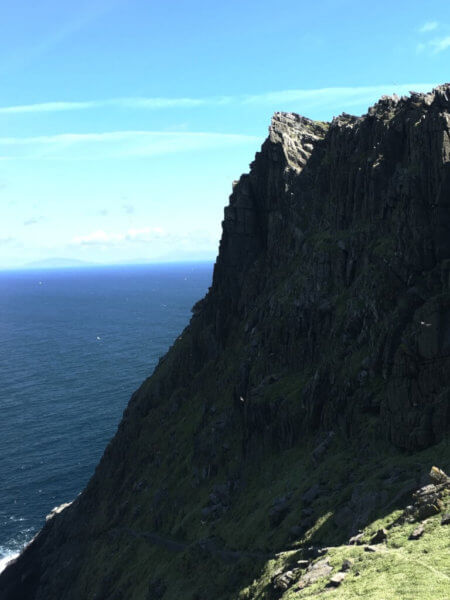Mount Skellig Michael, Ireland, is one of the ultimate Europe adventures.