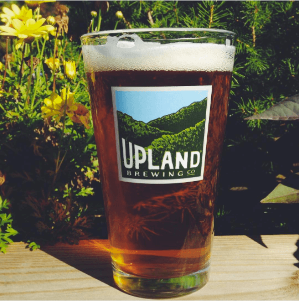The Upland Brewing Company is a great place to go for a Hoosier 21st Birthday.