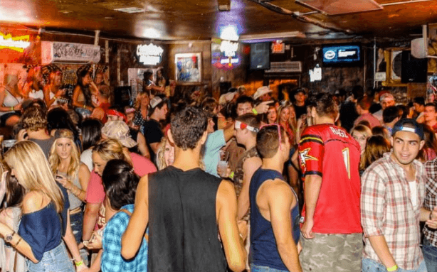 Ken's Tavern is the place to be on White Trash Wednesday.