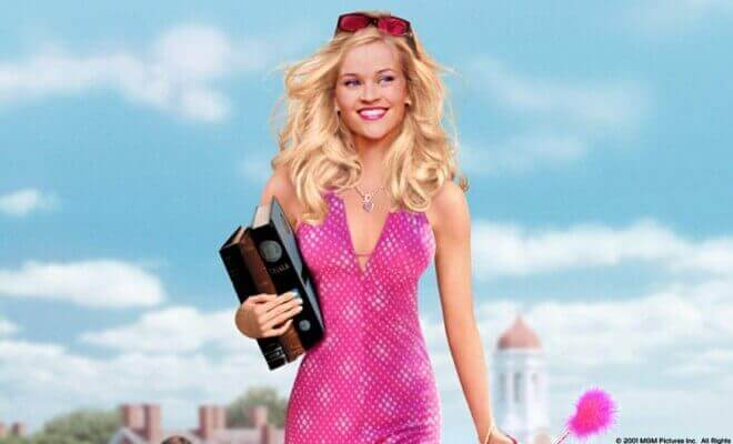 Elle Woods made it to law school after a killer LSAT score.