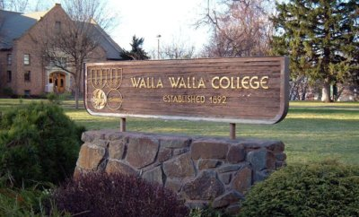 Walla Walla College alumni are very protective of the name.