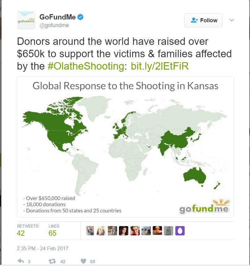 learn how to fundraise with the gofundme twitter