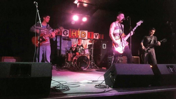 Gainesville Events: Arrows in Action performing at the High Dive
