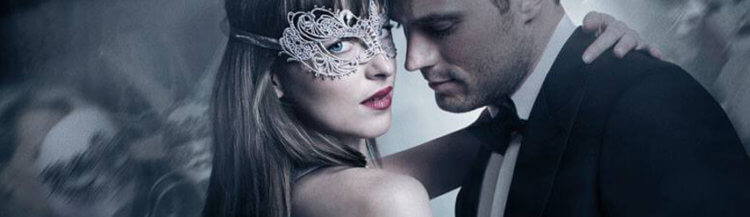 Celebrate a Galentine's Day in Gainesville watching 50 Shades Darker