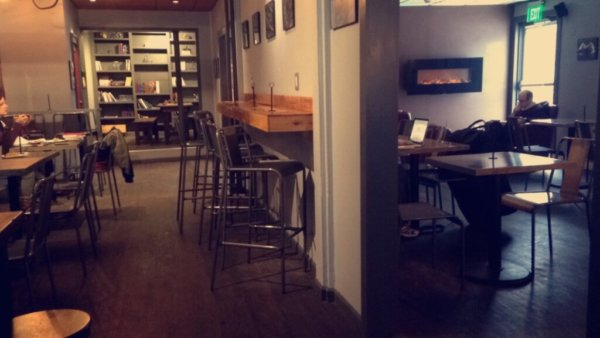 Go get your study on at the Crafted Kup.