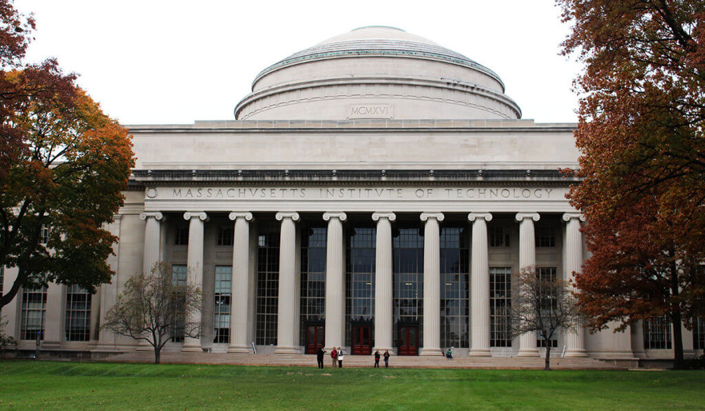 MIT campus building