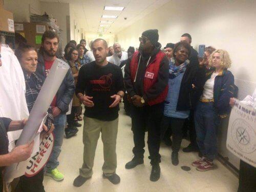 Wesleyan University United Student Labor Action Coalition