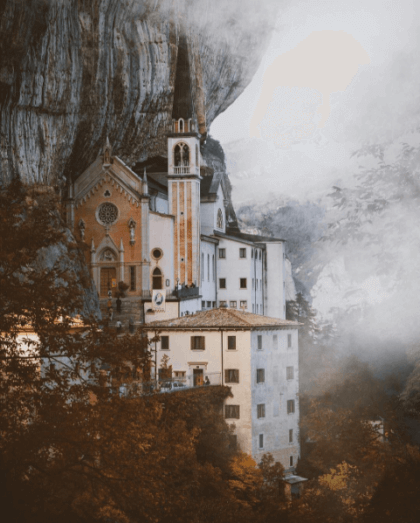 Andrea Caprini captures stunning Instagram images in Italy.
