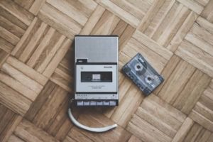 cassette tape gifts for your girlfriend