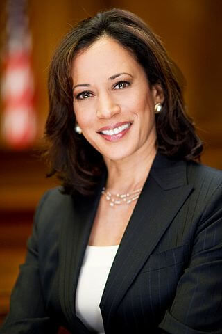 Kamala Harris is a powerful woman in government