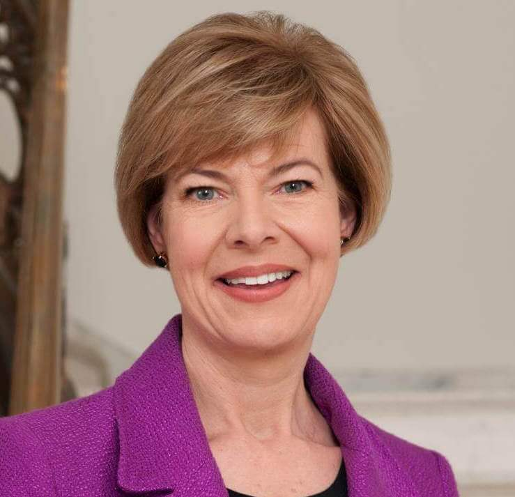 Tammy Baldwin powerful woman leader