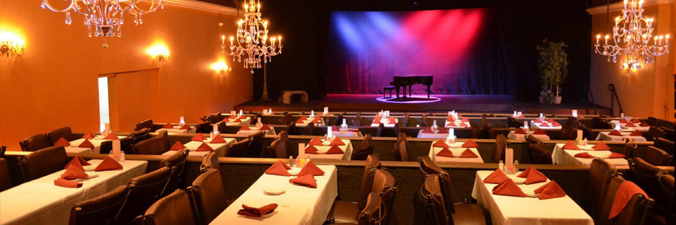 Theatre Experiences: Broadway Supper Club / Dinner Theatre