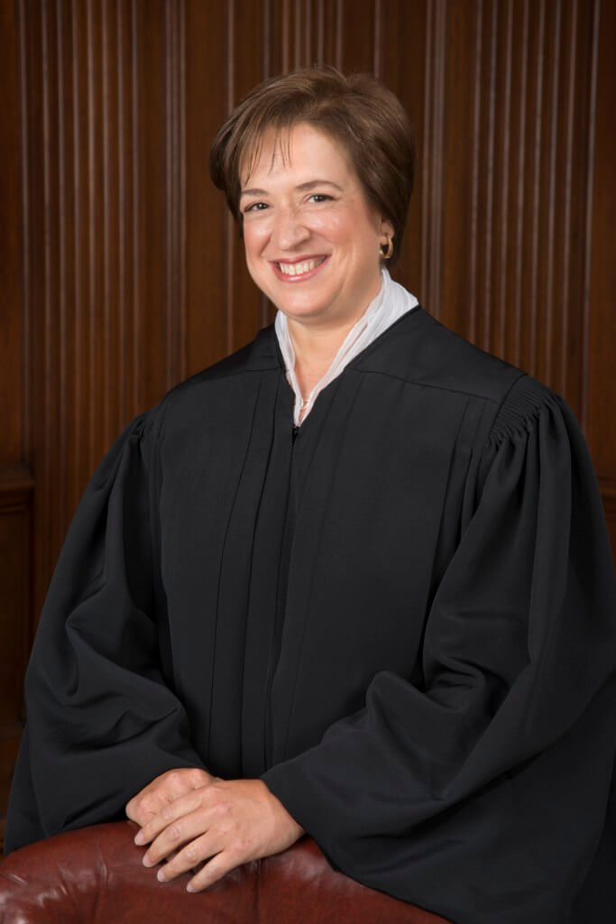 Elena Kagan is one of the most powerful women in government