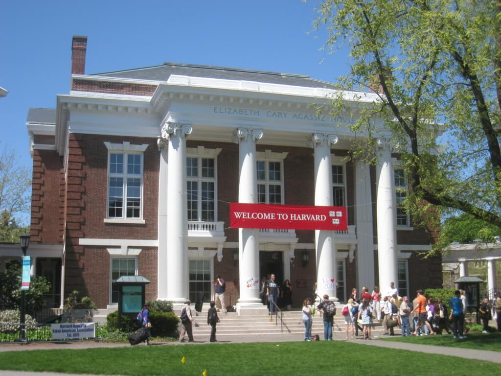 Harvard University is historical