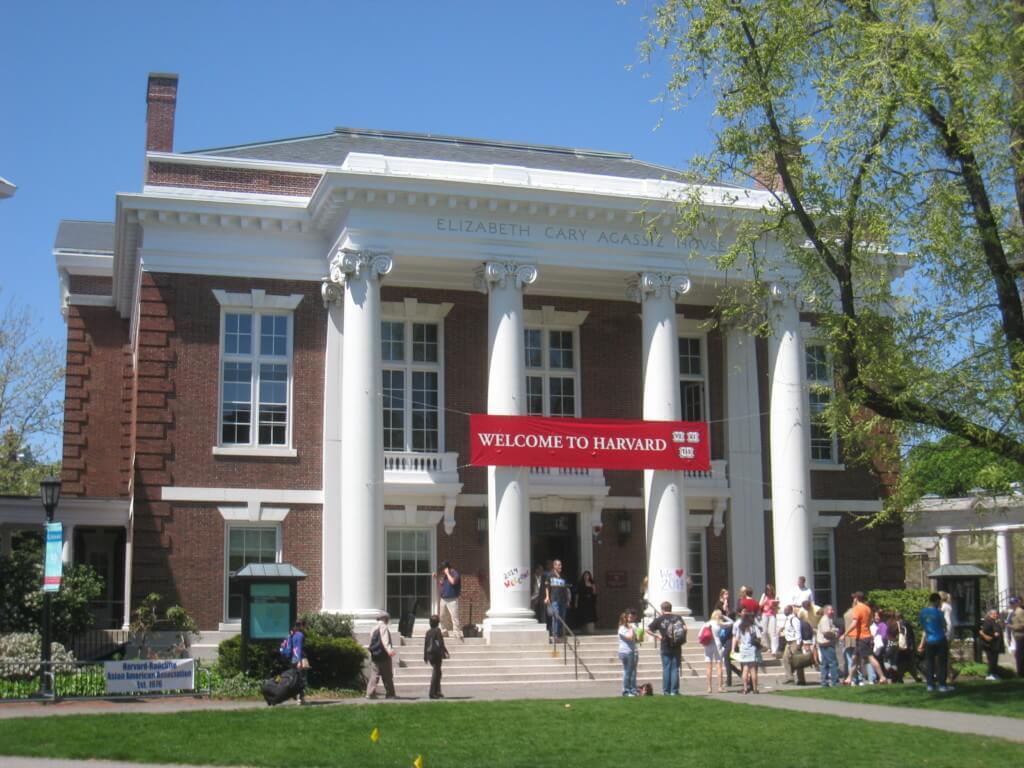 Harvard University is historical