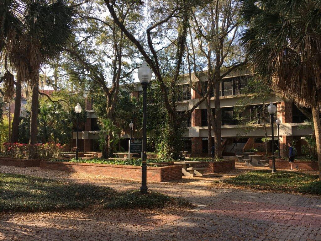 UF Emerson Courtyard